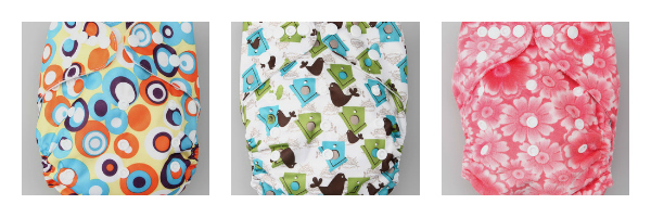 Awesome Blossom Cloth Diapers