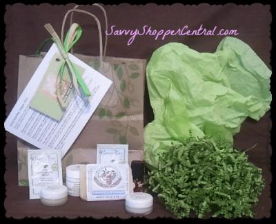 Green Grab Bag Unpacked