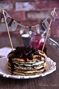 Blueberry Chia Pancake Recipe