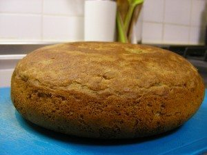 Banana Bread in the rice cooker