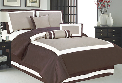 Athena 7-piece bedding set