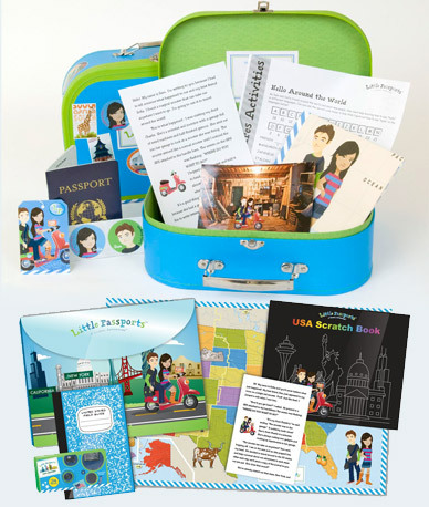 Save 52% Off Little Passports Subscription