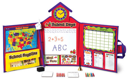 Pretend & Play School Set from Learning Resources