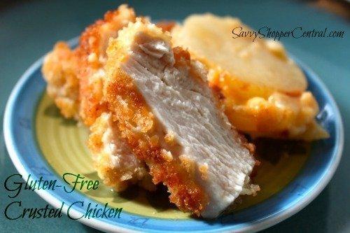 Gluten-Free Panko Chicken