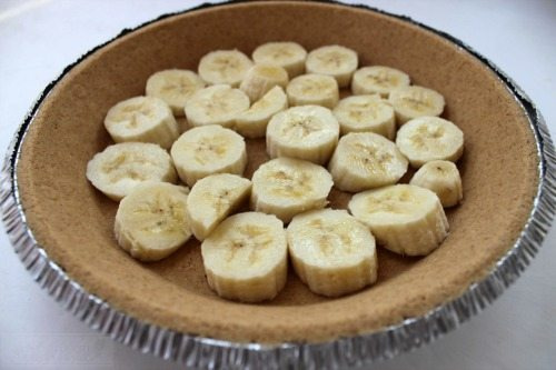 Banana Cream Pie Step 1