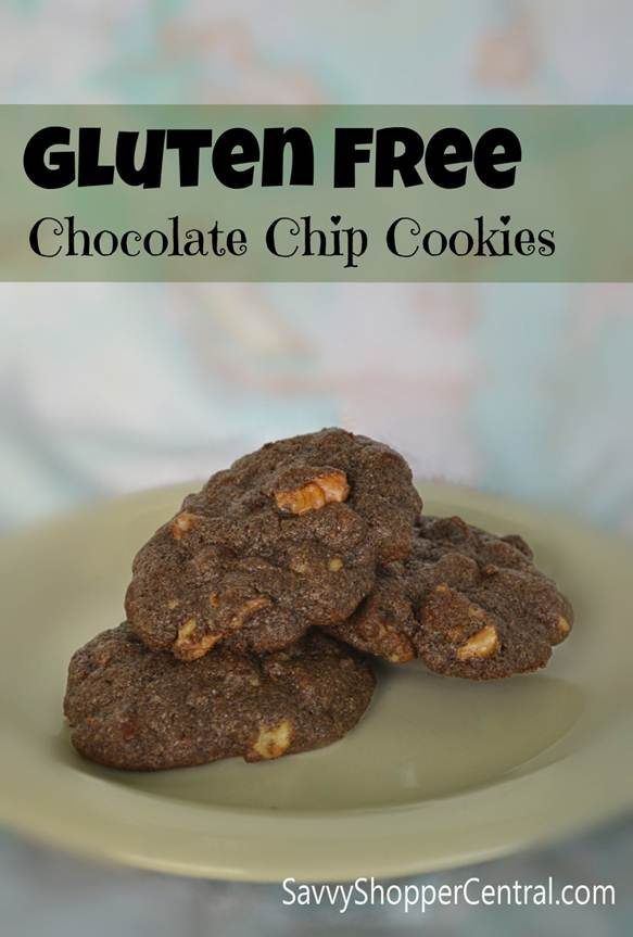 Gluten-free chocolate chip recipe