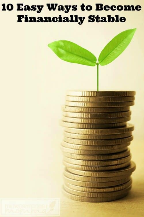 10 Easy Ways to Become Financially Stable in post