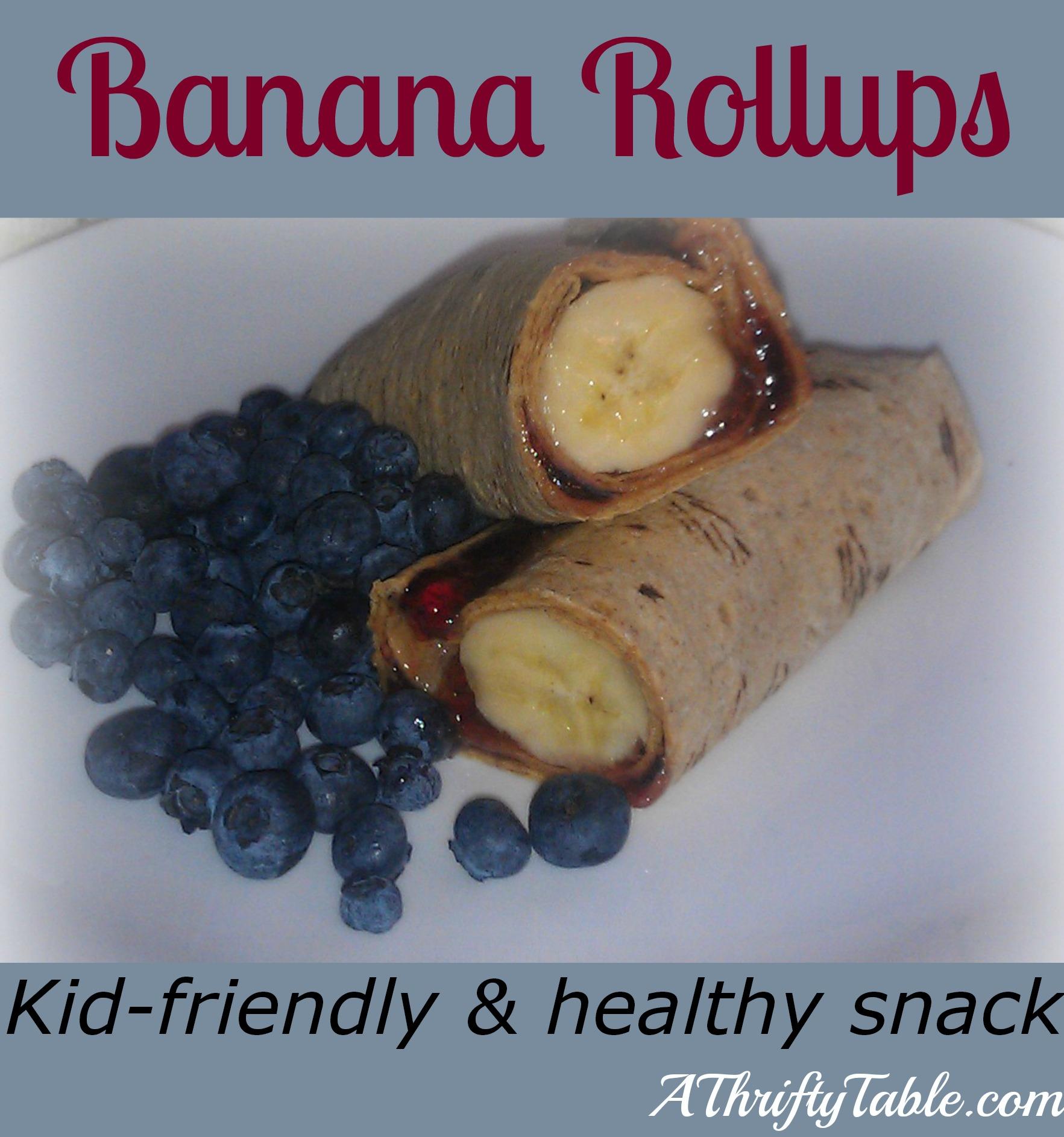 Banana Rollups