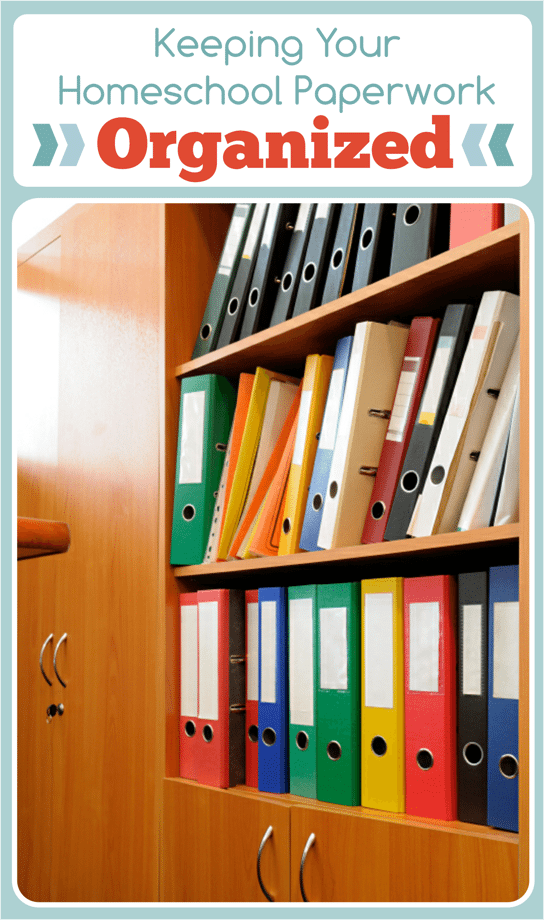 Overcoming clutter while homeschooling