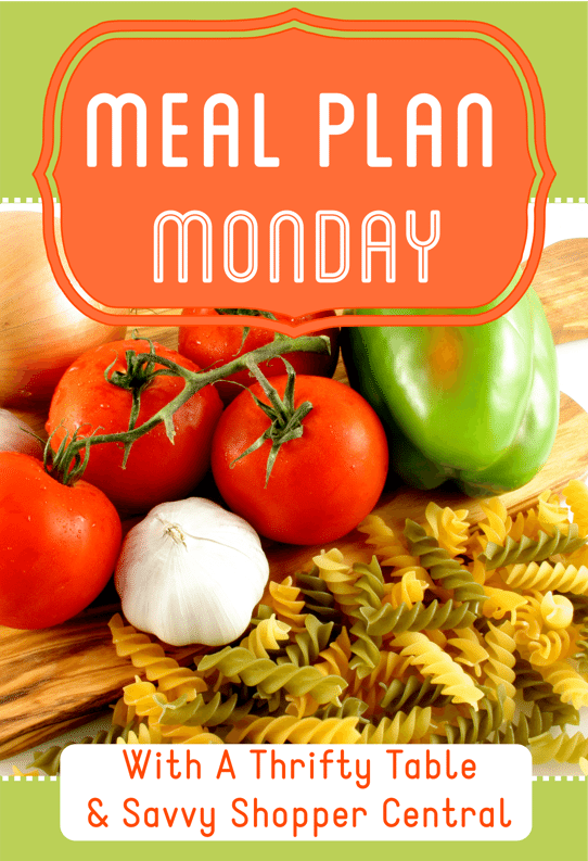Paleo Meal Plan Monday