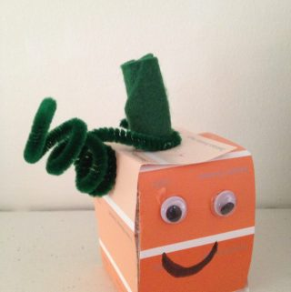 Spookley the Square Pumpkin: Homeschool Lesson Plan & Craft