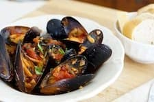 Crockpot Mussels Recipe