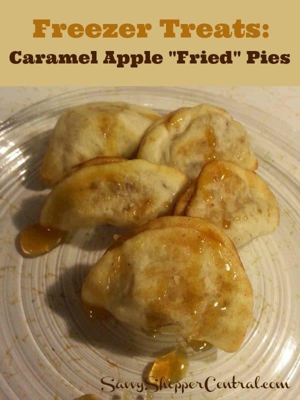 Caramel Apple Fried Pies
