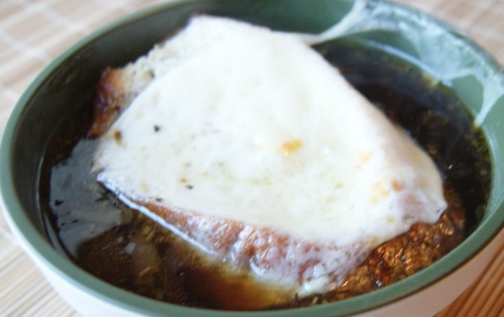 Slow Cooker French Onion Soup Recipe