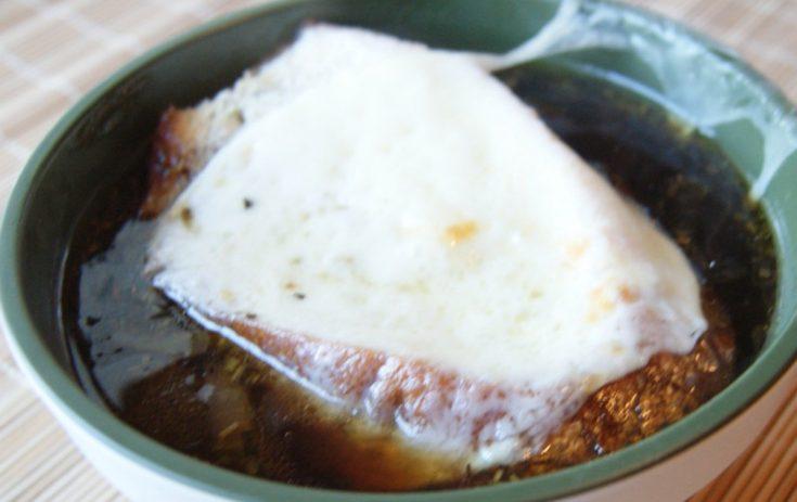 Crockpot French Onion Soup Recipe