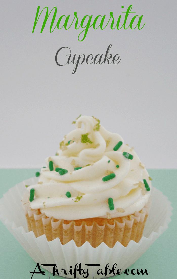 Spiked Margarita Cupcakes Recipe