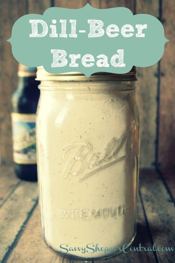 Dill-Beer Bread