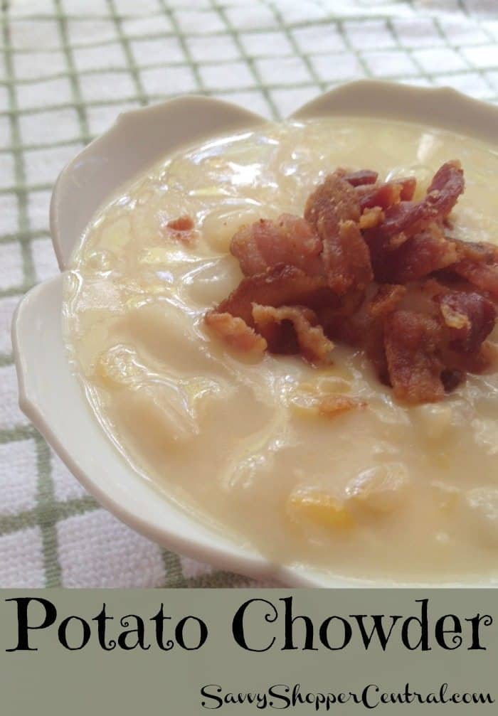 Baked Potato Chowder