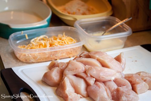 Baked Cheddar Chicken   Easy Dinner Recipe