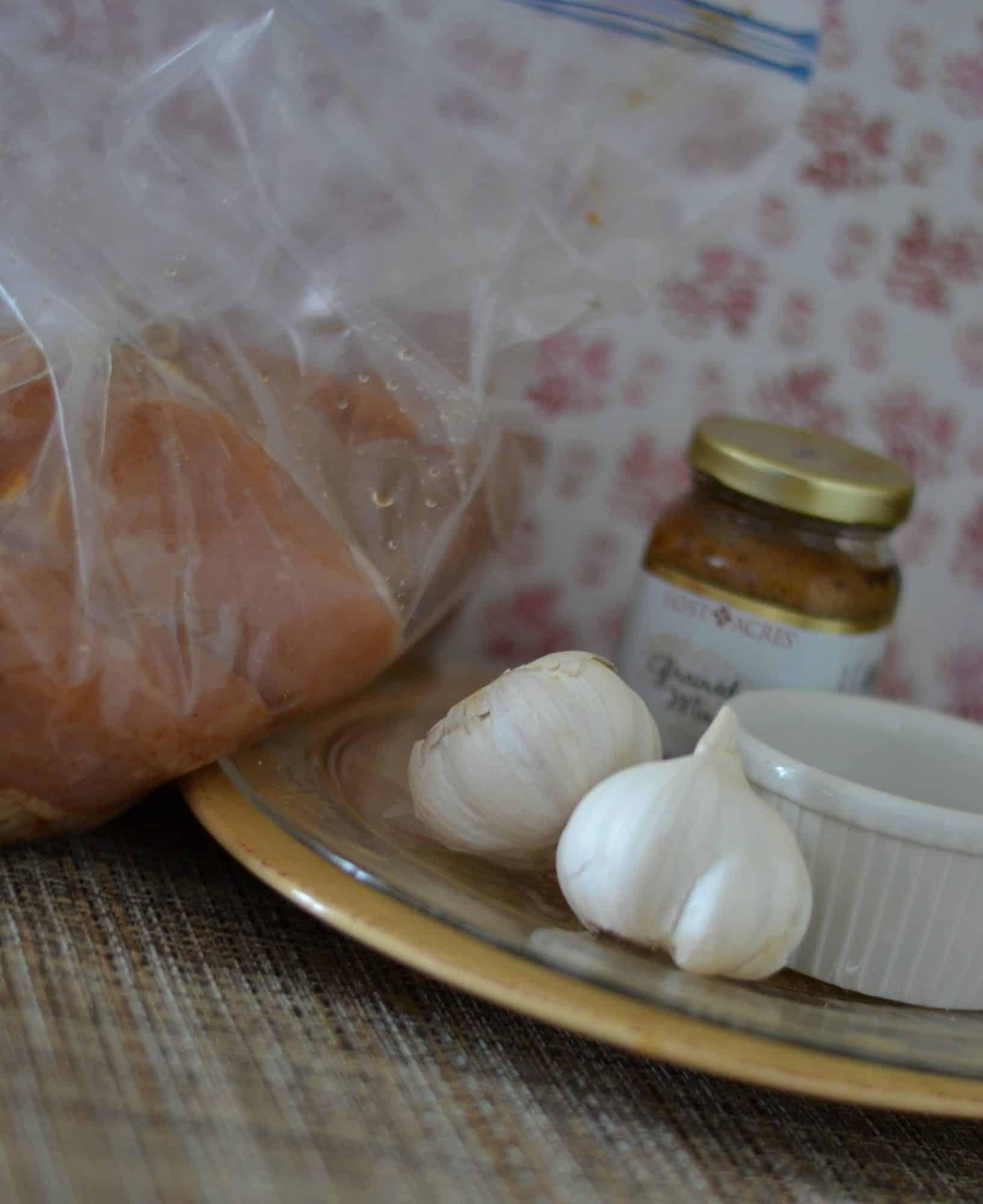 Dijon Slow Cooker Chicken Recipe