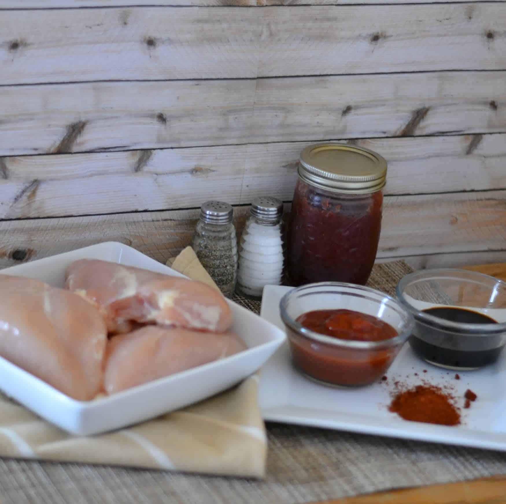 Jam Chicken