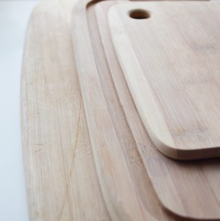 Caring for your wooden cutting board