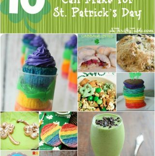 Easy St. Patrick's Day food for kids to make!