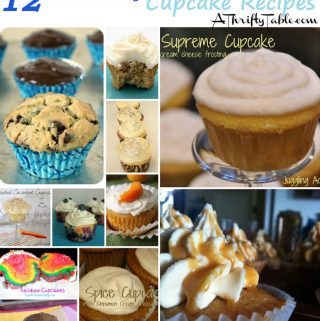 12 Delectable Cupcake Recipes