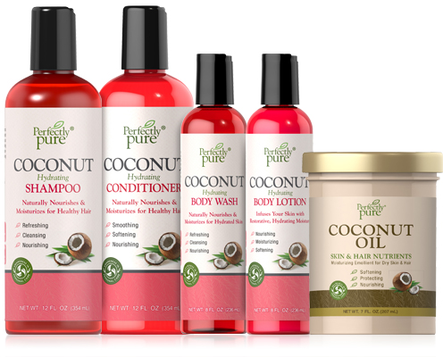 Perfectly Pure Coconut Set Giveaway