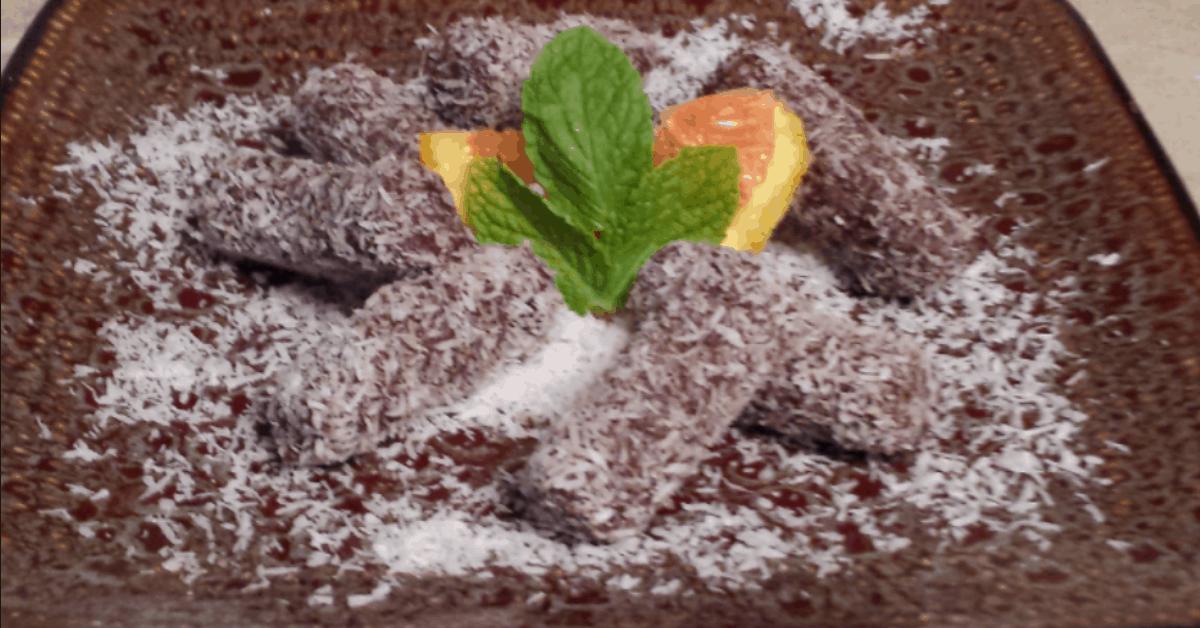 Coconut Date Rolls | AIP Recipe