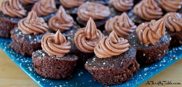Chocolate Ovaltine Cupcakes
