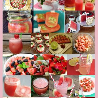 26 Watermelon Recipes – National Watermelon Day