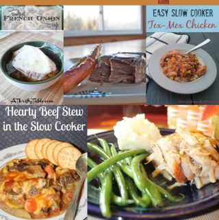 Slow Cooker Fall Recipes