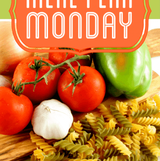 Paleo Meal Plan Monday – Week of April 20th