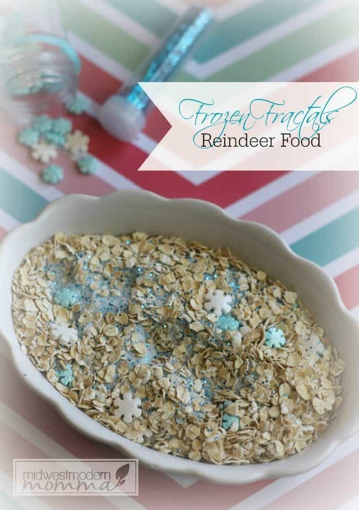 Frozen Reindeer Food
