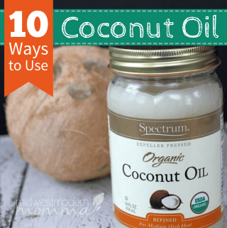 10 Uses for Coconut Oil
