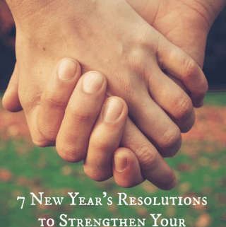 Strengthening your marriage is a commonly overlooked New Year's Resolution! This year, we put together a list of 7 ways to strengthen your marriage.