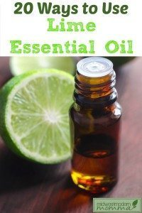 20 Ways to Use Lime Essential Oil