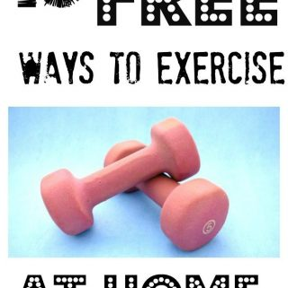 10 Free Ways To Exercise At Home