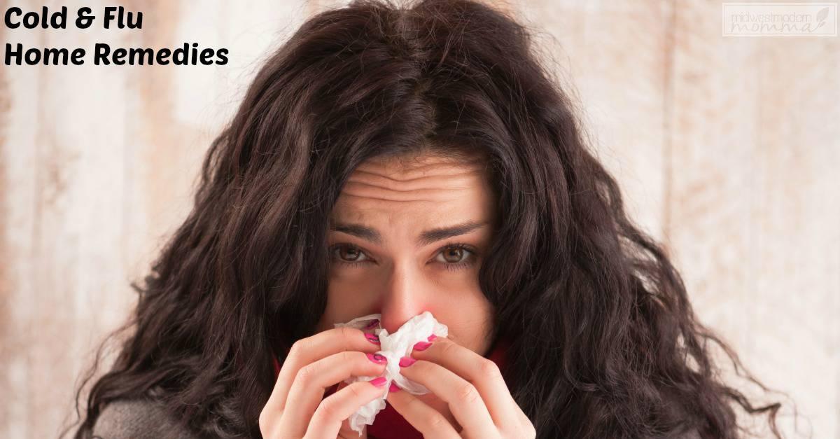 Cold & Flu Home Remedies