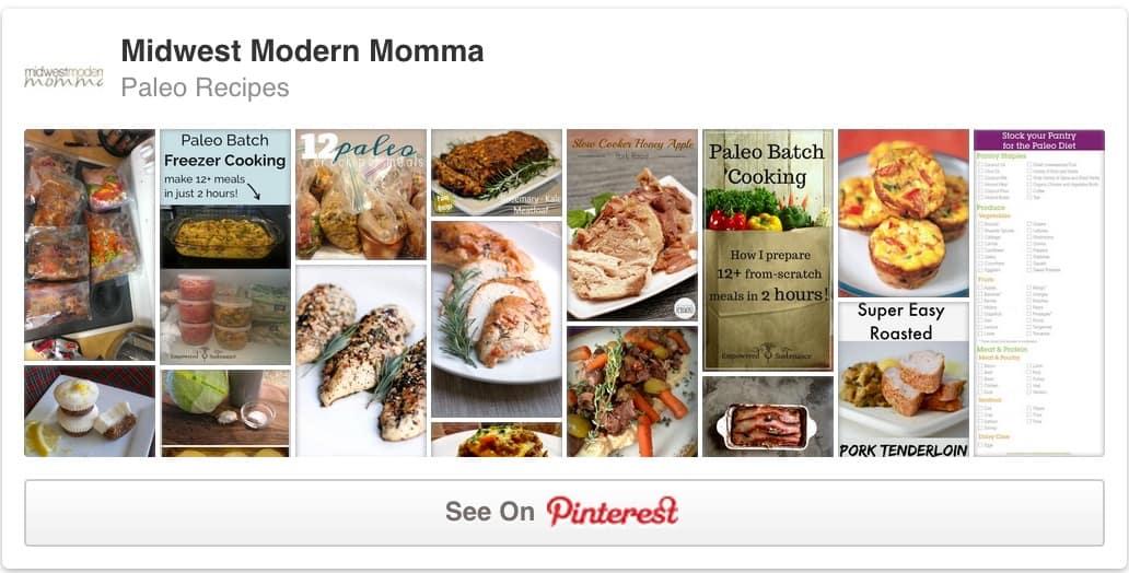 Follow my Paleo Recipes Board