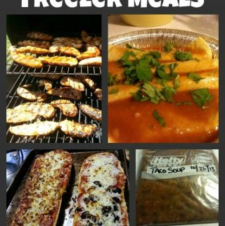 Top 5 Easy Freezer Meals