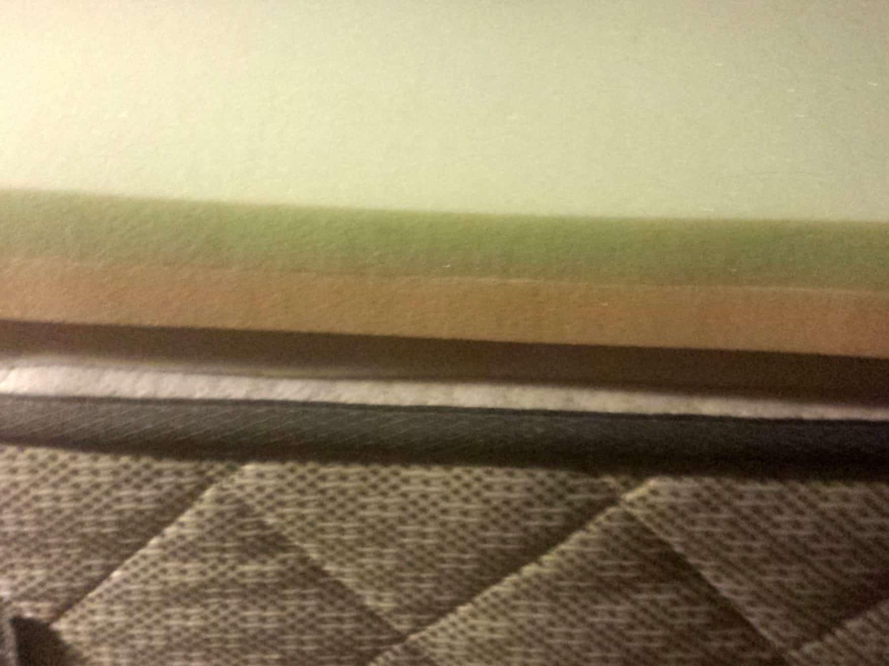 Snuggle-Pedic Memory Foam Mattress Topper