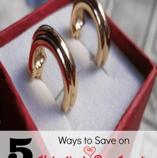 5 Ways To Save On Valentine's Day Jewelry