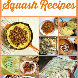 Over 30 Delicious Squash Recipes