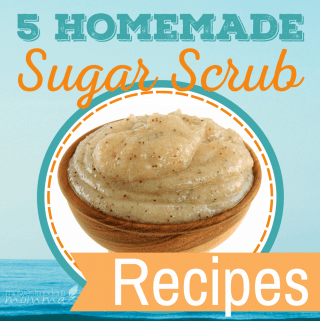 5 Simple Homemade Sugar Scrub Recipes