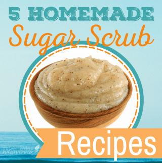 5 Homemade Sugar Scrub Recipes