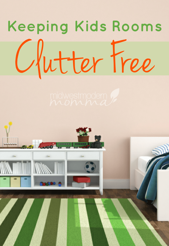KeepingKidsRoomsClutterFree