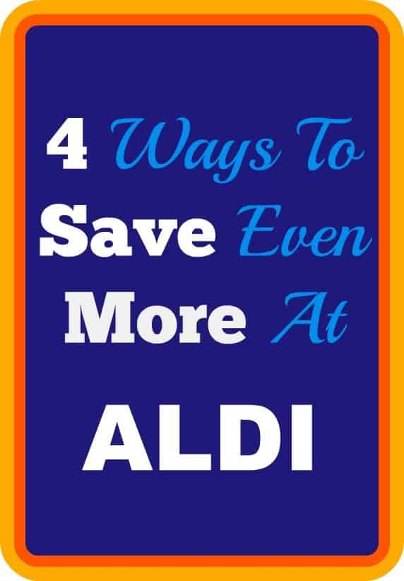 4 Ways To Save Even More At Aldi