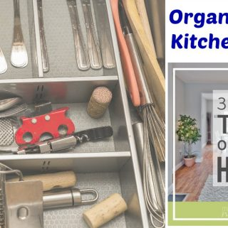 Organizing Kitchen Utensils